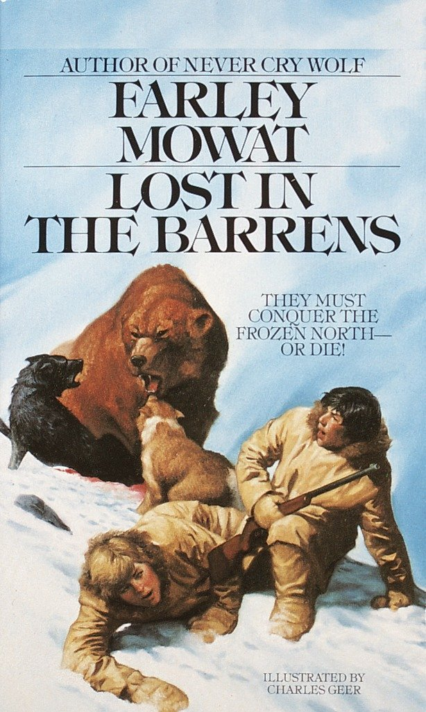 Lost in Barrens